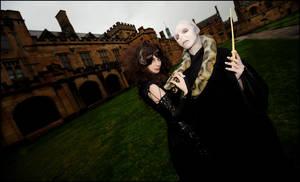 Bellatrix x Voldemort: My Lord by LolaInProgress
