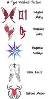 H-Type Tattoos