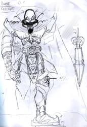 Bone Knight V 0.1