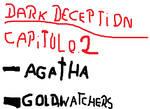Lista Capitulo 2 Dark