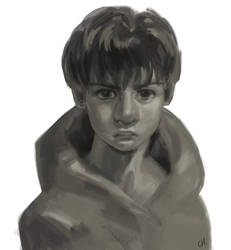 Tonal Practice - BTS Jungkook by kimchii