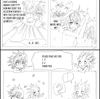 simple KH2 4 panel comics... by kimchii