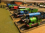 The Eight Famous Engines Cover Recreation