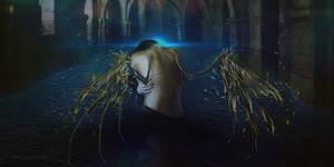Drowning in deep silence
