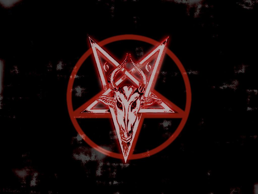 Satanic Goat Art