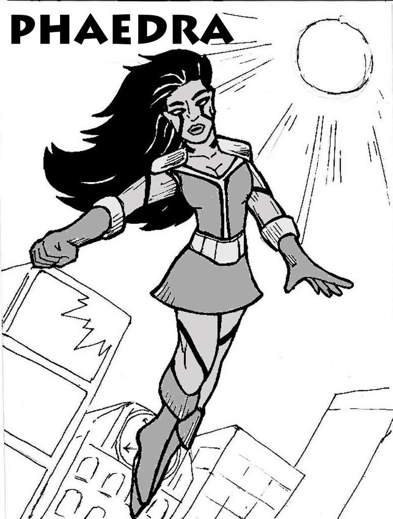 A major character making her debut soon (issue #6, the calm before the winter storm hits). You might just like her.
