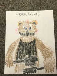 Prak Jaws, the Bane of Mordor by DimitriWarchief123