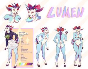 Lumen (ref sheet)