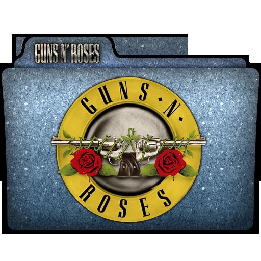 Guns N' Roses Folder Icon 1 by gterritory on DeviantArt