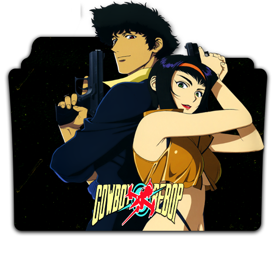 Cowboy Bebop Folder Icon by gterritory