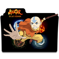 Avatar-The Last Airbender Folder Icon by gterritory