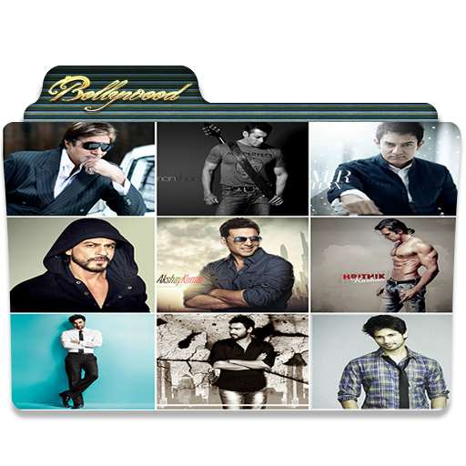 Bollywood Movies Folder Icon by gterritory