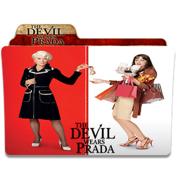 The Devil Wears Prada Folder Icon by gterritory