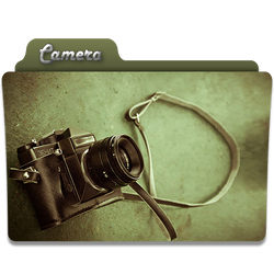 Camera Folder Icon by gterritory