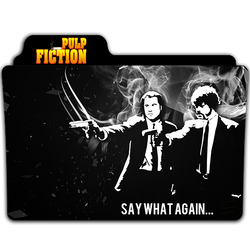 Pulp Fiction(1994) by gterritory