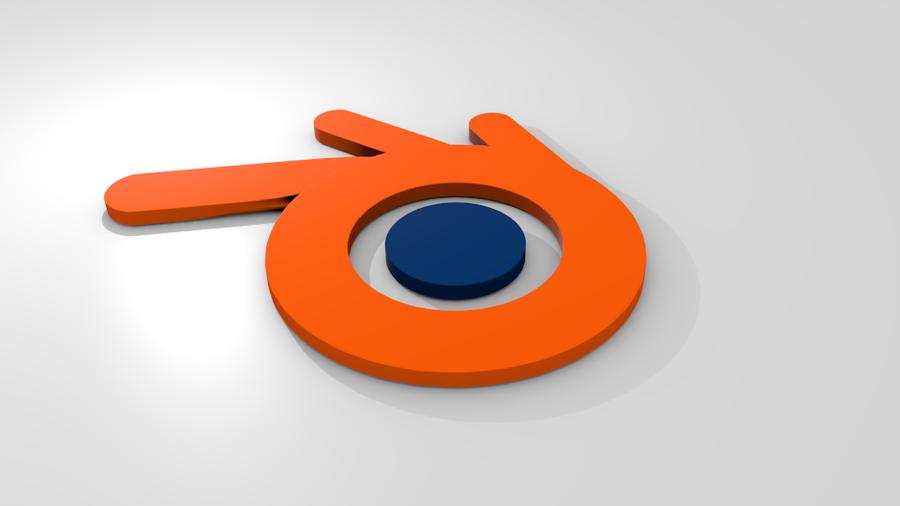 Blender Logo by dmenezesBlender Logo