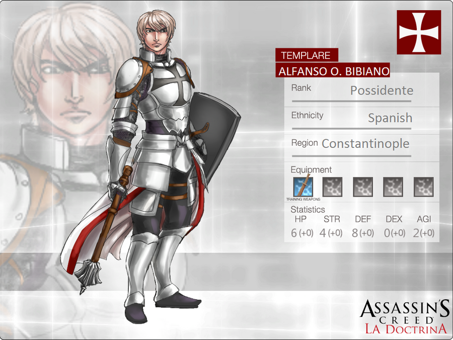 ACD: Alfanso O. Bibiano by DeadOnes