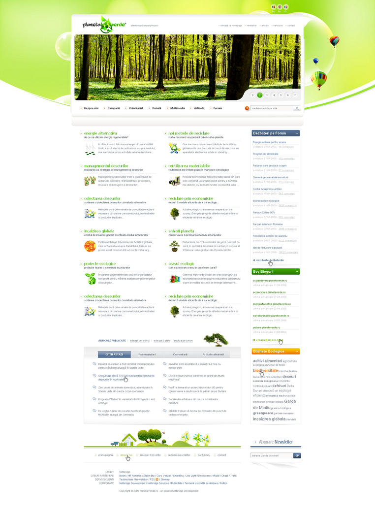 Planeta Verde by sonyaxel