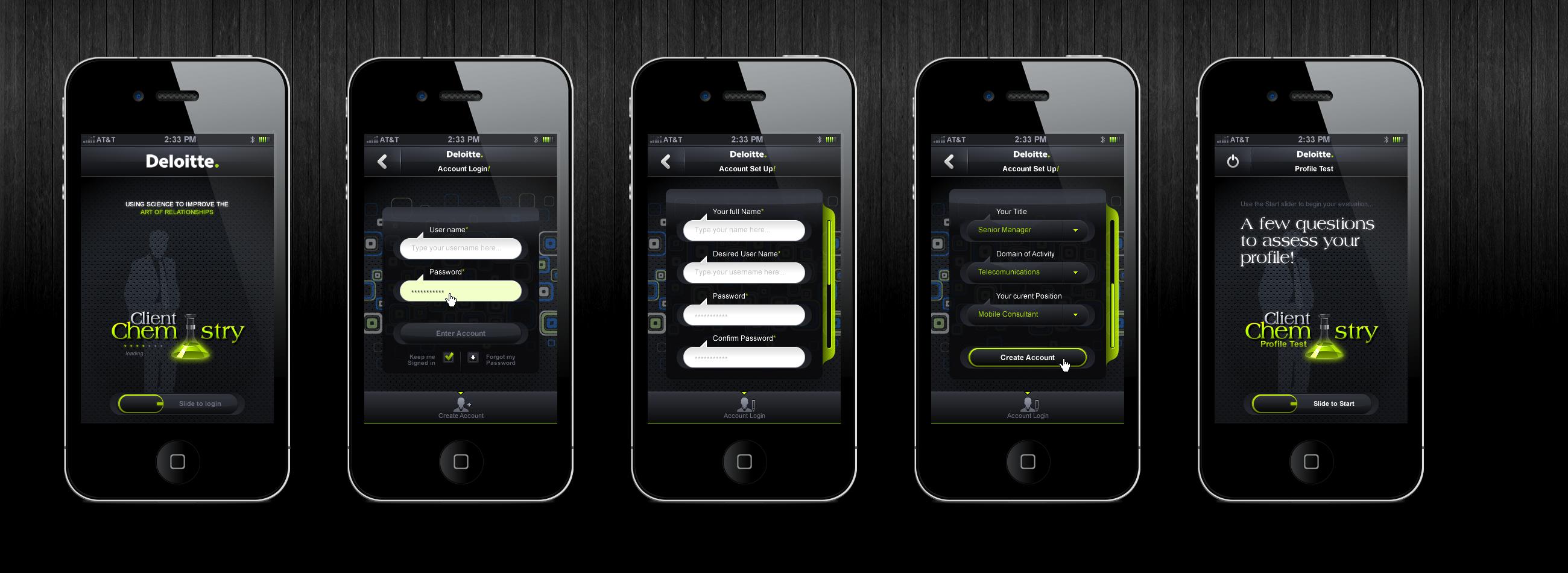 Iphone Application Design By Sonyaxel On Deviantart