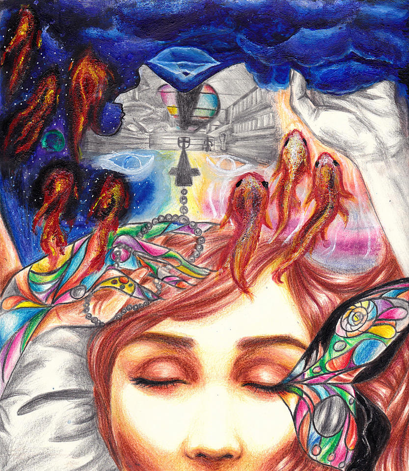 The Lucid Dreamer by Miyonosuke