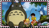 Totoro Stamp by Nocturne--Pixie