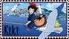 Kiki's Delivery Service Stamp by Nocturne--Pixie