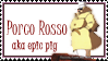 Porco Rosso Stamp III by Nocturne--Pixie