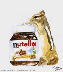 Nutella by VinceSwift