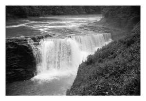 2014-193 Letchworth lower falls