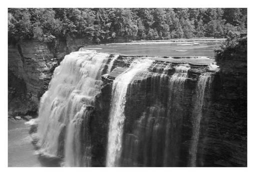 2016-221 Letchworth Middle Falls