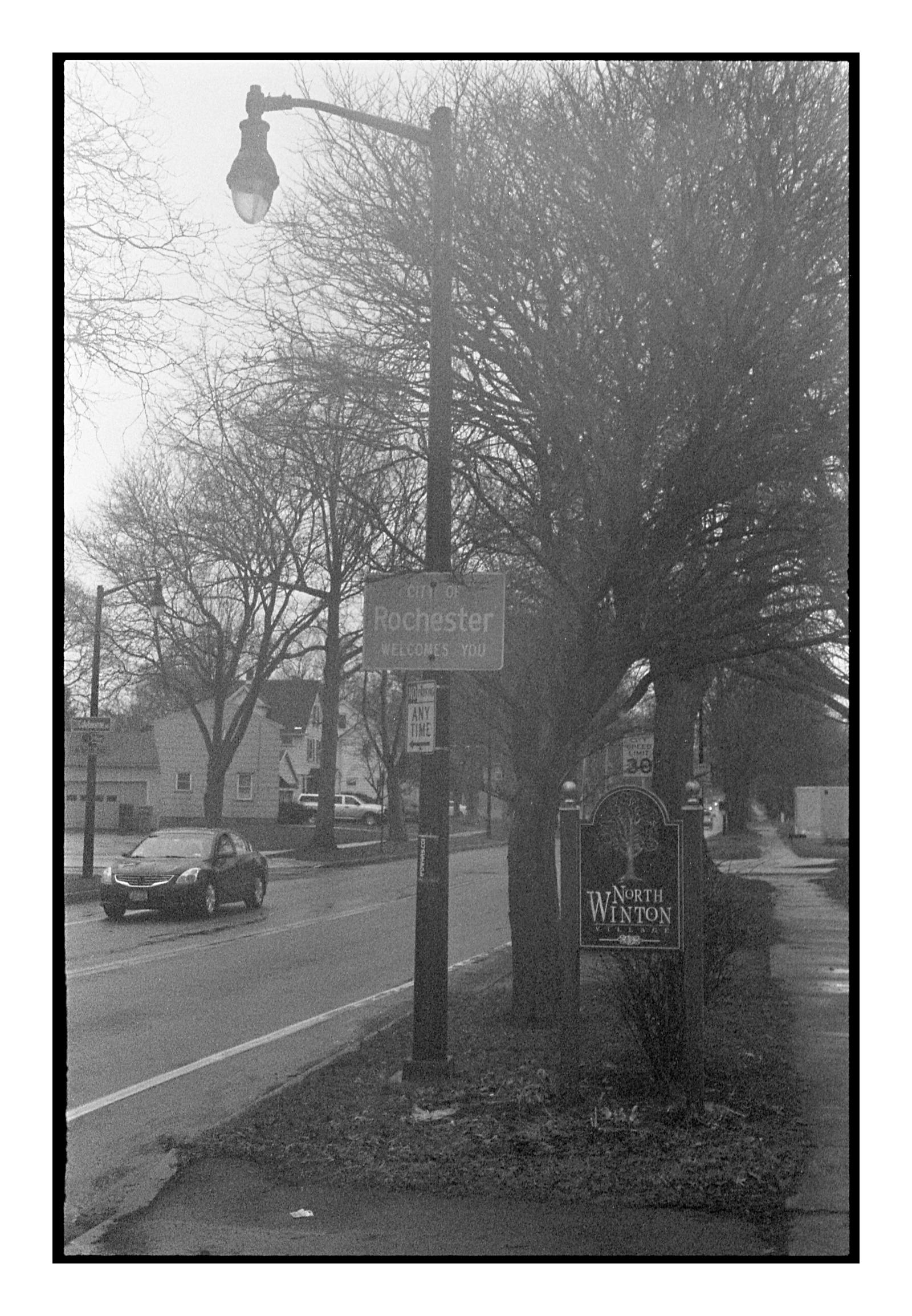 2018-104 Rainy day street III by pearwood