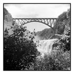 2018-165 New bridge at Letchworth Upper Falls