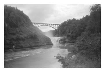 2018-247 Letchworth Upper Falls (H)