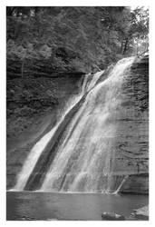 2020-270 Upper falls at low water