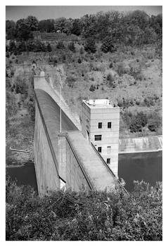 2020-295 Mount Morris Dam at Letchworth State Park
