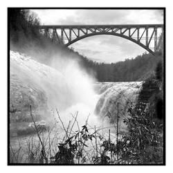 2021-099 Upper Falls at Letchworth