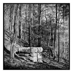2021-133 Stone bridge footings by pearwood