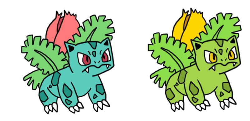 #2 Ivysaur by PsychoZoid