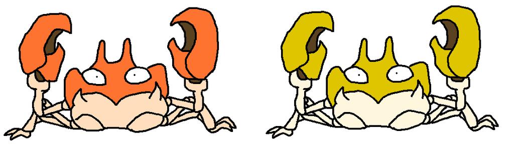 #98 Krabby by PsychoZoid