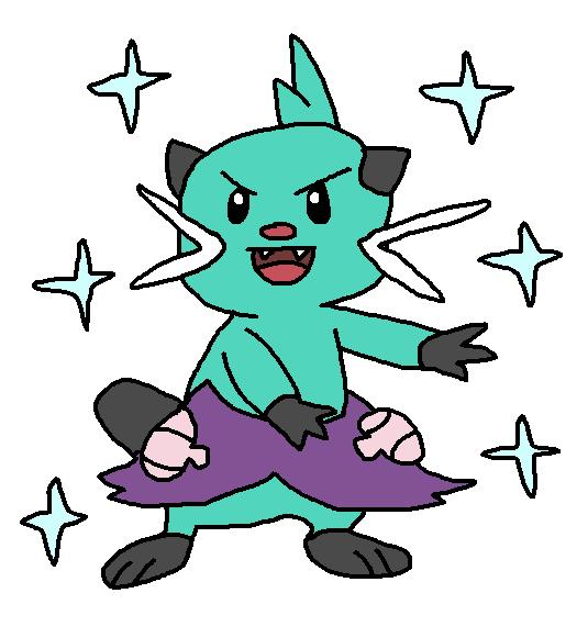 dewott pokemon shiny - photo #16