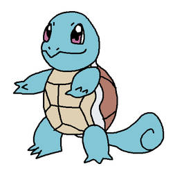 Pokemon A Day 7: Squirtle