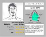 TARDIS.IF Critics April 2017 Circular-Time by DocWhoClassics-FansF