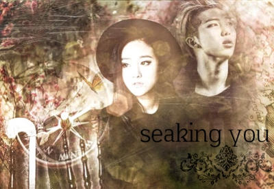 Seaking you - freestyle fanfic poster by slavgoddess96