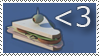 Sandvich stamp by xCoyote