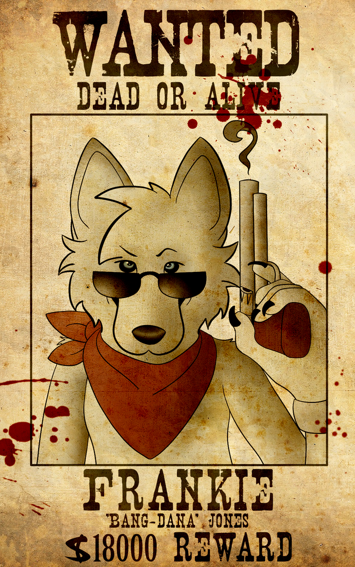 -WANTED- by xCoyote