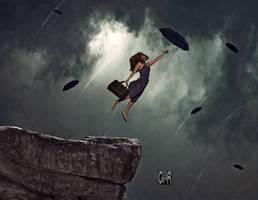 Umbrella by gocer-art