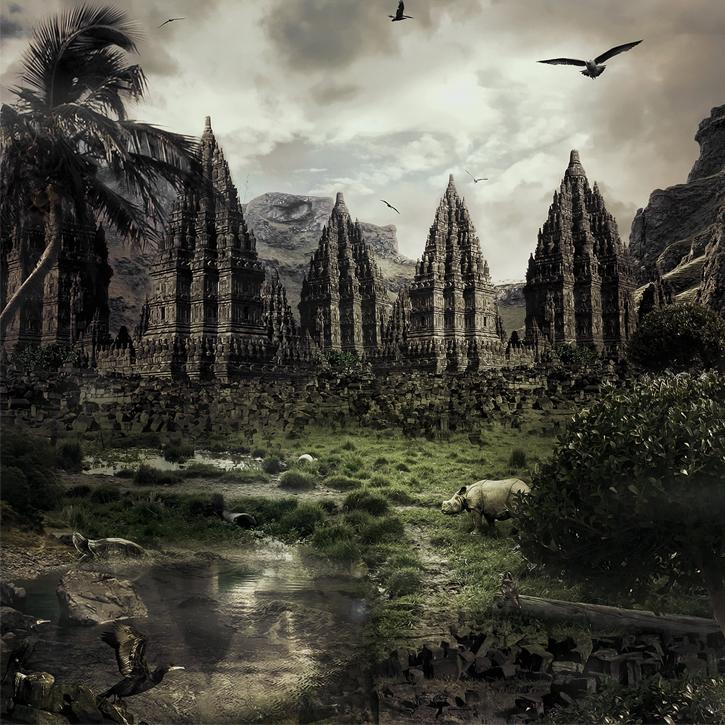 Tanah AirKu by gocer-art