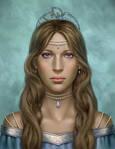 Commission: Djaiana Portrait