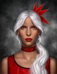 Commission: Axelle Portrait