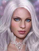 Commission: Elizabeth by mckadesinsanity